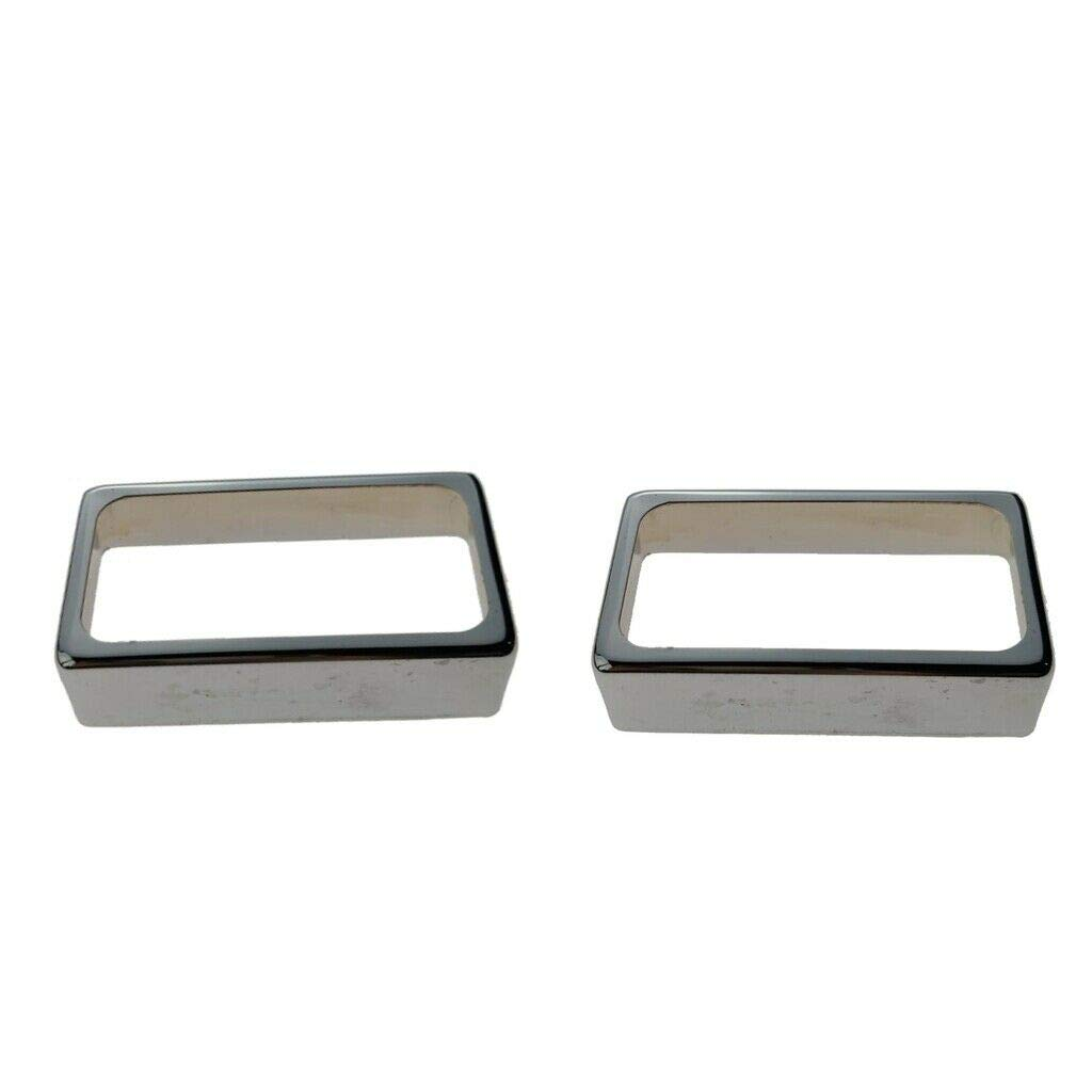 Guitar Parts 4 years warranty 2pcs Mini Brass Cover Japan's largest assortment A Electric Pickup for