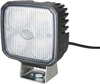 AB1 flexzon 4X 6 Round Fog Spotlight Spot Lamps Cab Top Bar Roof Truck Lorry Multi Volt E20