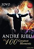 Andre' Rieu - 100 Greatest Moments (3 Dvd) [Edizione: Regno Unito]...