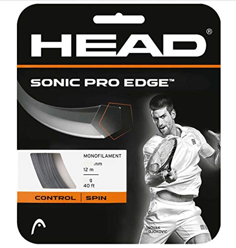 Head Sonic Pro Edge 12m Tennis Saiten Set 1.25mm