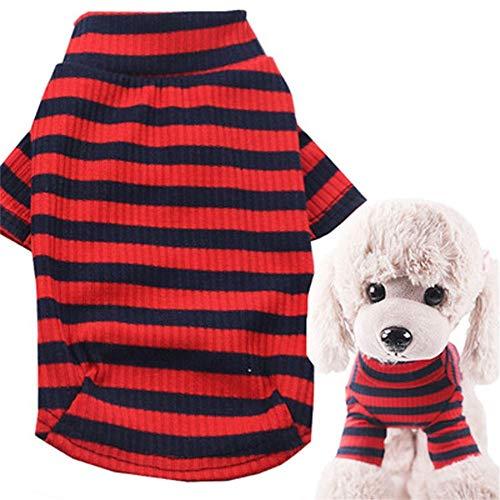 Abrigo para Mascotas, Ropa, Moda y Abrigo. Perro Ropa de Cuatro Patas, Ropa de Gato, Ropa de Mascotas, Camisa de Fondo, Ropa de hogar, Otoño e Invierno, Denim a Cuadros