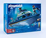 Playmobil 5786 - Barca de policía con figuras