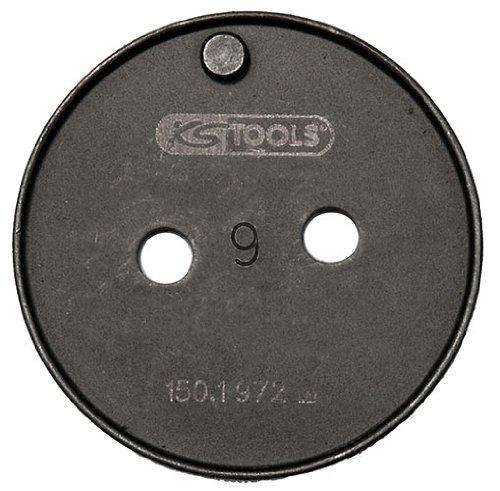 KS Tools 150.1972 Bremskolben Adaptateur #9–outils