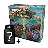 Small World - World of Warcraft - Grundspiel | DEUTSCH | Set inkl. Kartenspiel