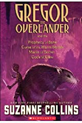 Gregor the Overlander Collection, Books 1-5 (The Underland Chronicles) Kindle Edition