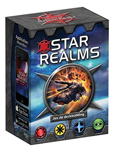 Iello –51258–Star Realms (französischsprachig)