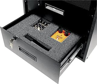 Middle Atlantic Products Customizable Foam Inserts - 4 Space Drawer