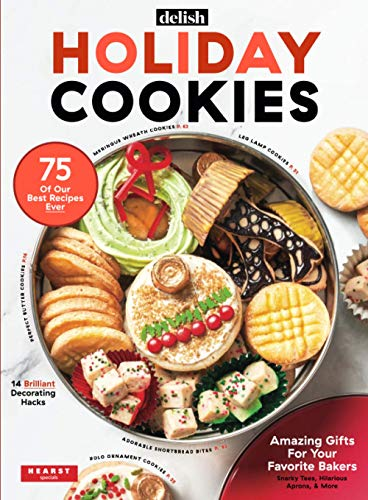 Delish Holiday Cookies: Best Delish Recipies Ever