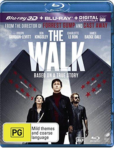 Walk, The (3D) (Uv) [Edizione: Australia] [Italia] [Blu-ray]