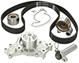 Gates TCKWP257 Engine Timing Belt Kit with Water Pump