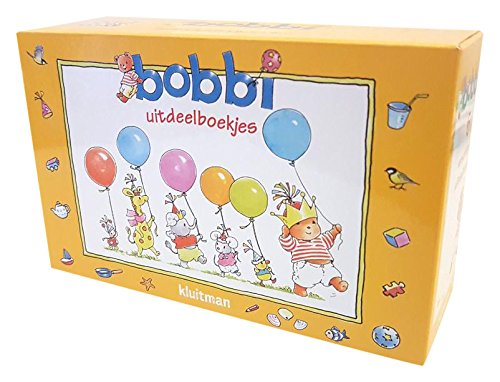 Bobbi uitdeelboekjes: 12 uitdeelboekjes