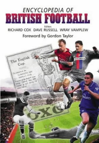 Encyclopedia of British Football (Sports Reference Library)