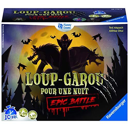 Ravensburger - 26779 - Loup Garou pour Une Nuit Epic Battle