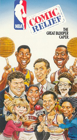 Nba Comic Relief [Reino Unido] [VHS]