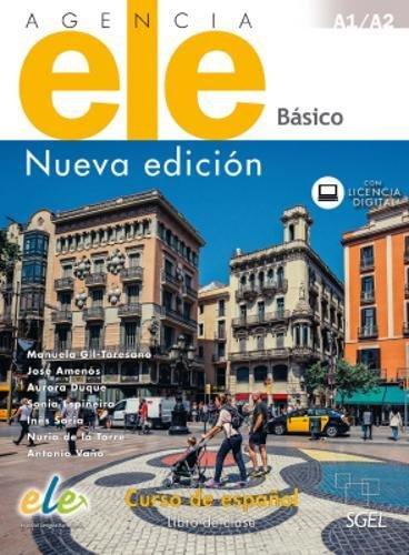 Gil-Toresano, M: Agencia ELE Basico : Nueva Edicion : A1 + A