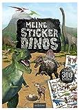 Meine Sticker-Dinos: Mit über 300 Stickern