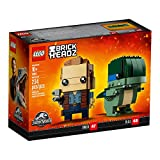 LEGO Brick Headz 41614 Owen & Blue (234 Pieces)