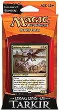 Magic The Gathering Dragons of Tarkir Relentless Rush Intro Deck