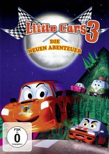 Little Cars 3 - Die neuen Abenteuer [Alemania] [DVD]