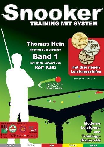 PAT-Snooker 01: Training mit System von Hein. Thomas (2008) Broschiert