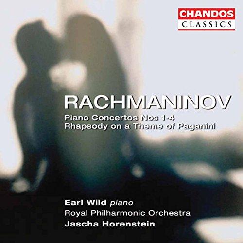 Piano Concertos 1-4 / Rhapsody on Theme Paganini