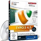 TYPO3 4.5 - Das umfassende Video-Training