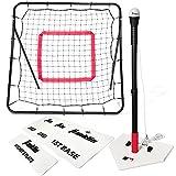 Franklin Sports MLB Teeball Starter Set - Youth Baseball and...