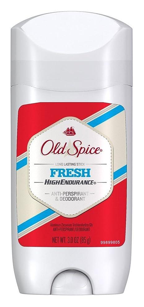 欲しいです感情のガラスオールドスパイス フレッシュ デオドラント スティック 白 85g