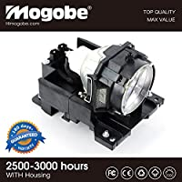 For dt00771互換プロジェクターランプwith housing for Hitachi cp-x505 cp-x600 cp-x605 cp-x608プロジェクタby MOGOBE