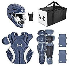 Under Armour Catchers Gear