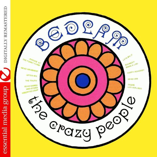 Bedlam (Johnny Kitchen Presents The Crazy People) (Remastered)