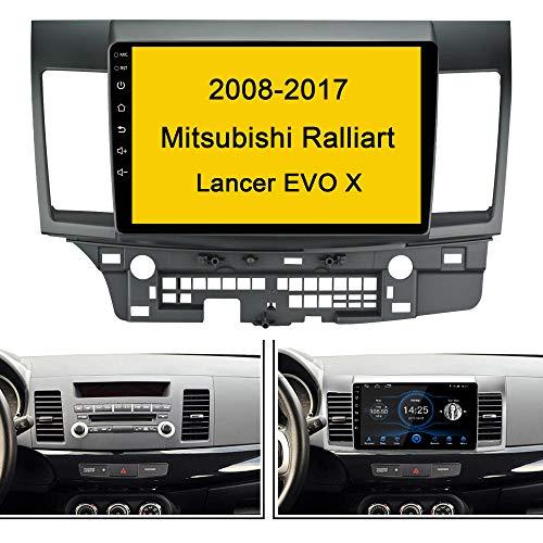 for 2008-2017 Mitsubishi Ralliart Lancer EVO Android 10.1 Car Radio Stereo Navigation Bluetooth USB Player Mirror Link Play