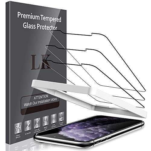 LK[3 PACK] Screen Protector foriPhone XS Max/ iPhone 11 Pro Max 6.5