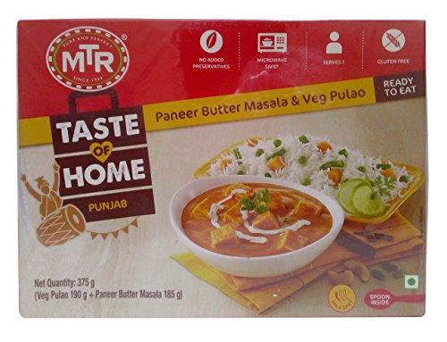 MTR Paneer Butter Masala Veg Pulao, 300 g