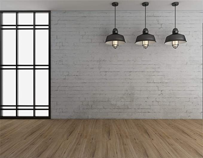 8x6ft Business Office French Window Photography Background Blurry Glass Sash Window Hazy Floor Backdrop Work at Home Interior Decoration Job Man Woman Adult Photo Studio Props Vinyl Wallpaper