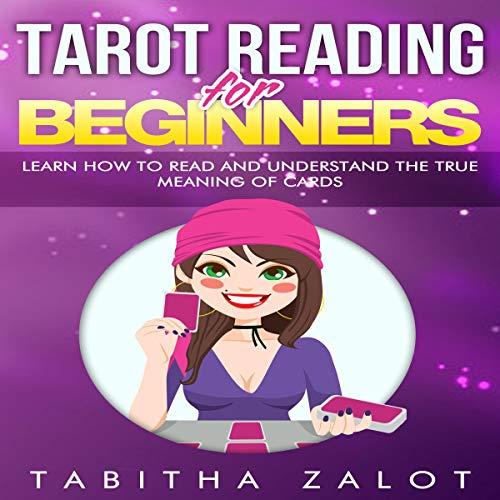 Tarot Reading audiobook cover art