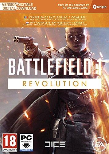 Battlefield 1 - Edición Revolution (La caja contiene un código de de