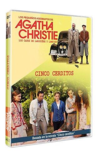 Los pequeños asesinatos de agatha christie: cinco cerditos [DVD]