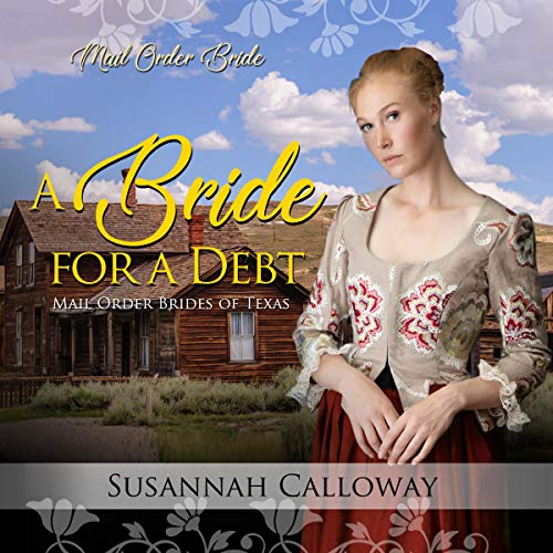 A Bride for a Debt Audiobook By Susannah Calloway cover art