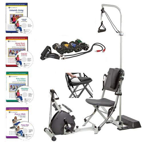 Resistance Chair Beginner Pack - Includes Everything to Start with Resistance Chair