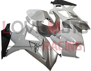 LoveMoto Kompletter Motorrad-Schraubensatz f/ür die Verkleidung Z1000 2003 2004 2005 2006 03 04 05 06 Alu-Schrauben Befestigungsklammern Schwarz Silber