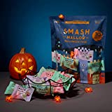 Fun Size Variety Pack by SMASHMALLOW | Snackable Marshmallows | Assorted Flavors | Non-GMO | Organic Cane Sugar | 30 Individually Wrapped Treats