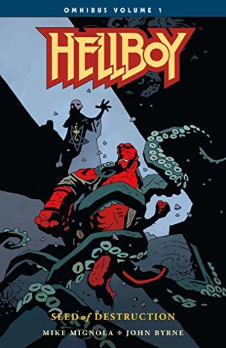 Hellboy. Omnibus 1. Seed Of Destruction