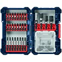 38-Piece Bosch Impact Tough Screwdriving Custom Case System Set