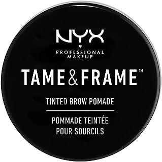 NYX PROFESSIONAL MAKEUP Tame & Frame Brow Pomade, Black 05