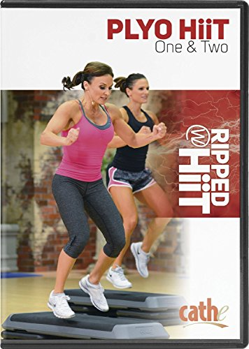 Cathe Friedrich: Ripped with HiiT - Plyo HiiT DVD - Region 0 Worldwide