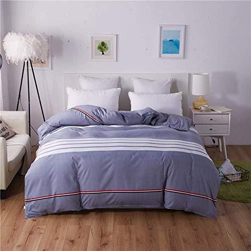 N\C Einteiliger Quilt Quilt Studentenwohnheim der Universität mit einfachem Doppelbett, Produktanpassung, 160 cm x 230 cm
