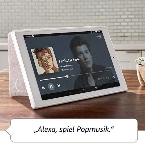FireHD10-Tablet│10,1Zoll großes FullHD-Display (1080p), 64 GB, Dunkelblau, Mit Werbung (vorherige Generation – 9.)