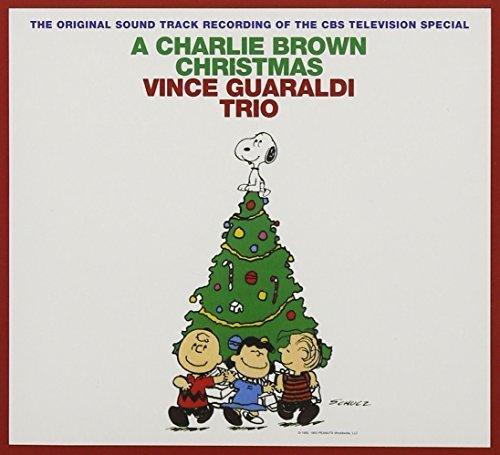 A Charlie Brown Christmas [2012 Remastered & Expanded Edition] by Vince Guaraldi Trio (2012-10-09)