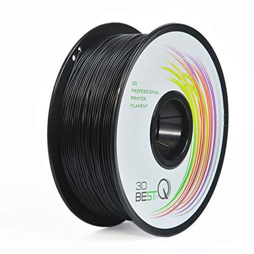 3D BEST-Q Carbon Fiber Polycarbonate 1.75mm 3D Printer Filament, Dimensional Accuracy +/-...